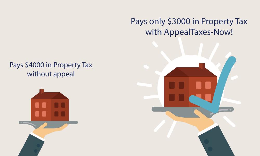 Decrease Taxes, Increase Home Value